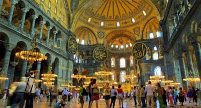 Wisata Halal Turki
