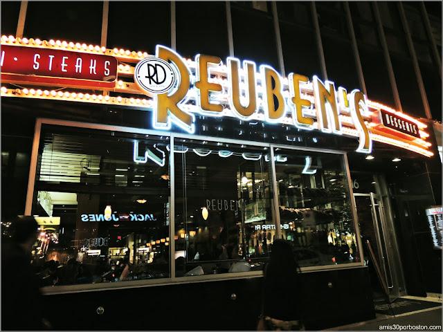 Reuben's, Montreal