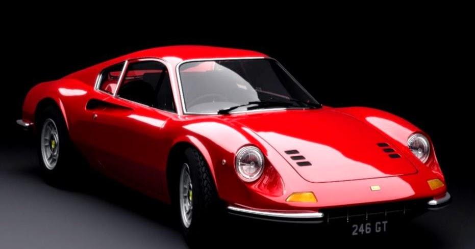 Ferrari Dino Wallpapers Hd  Background Wallpaper Gallery