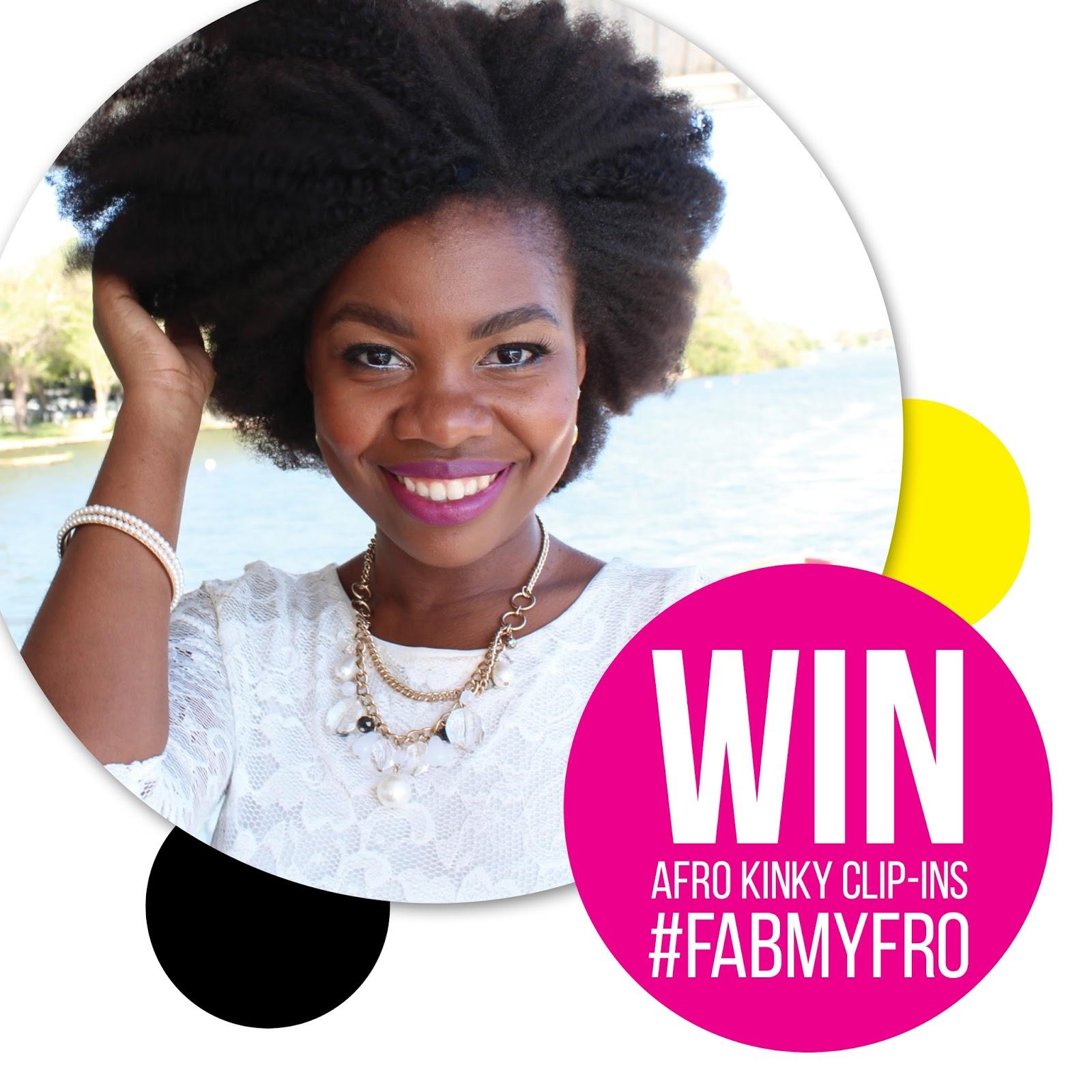 Fabmyfro Win Afro Kinky Clip Ins Aisha Life