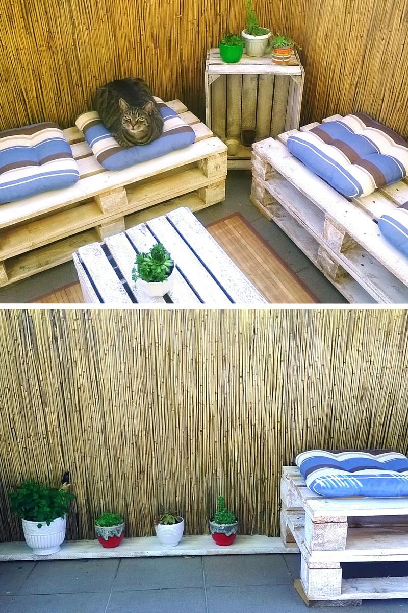 Metamorfozone diy niskobud etowa metamorfoza balkonu - Balkon bescherming leroy merlin ...