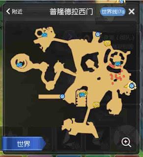 Pintu Barat Prontera Ragnarok Online Mobile Maps