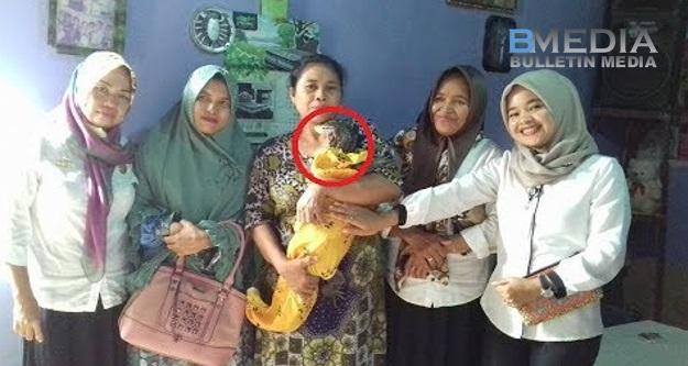 [Video] IBU mengaku melahirkan biawak ini dan memberi nama Mansur. Bertaubatlah ibu