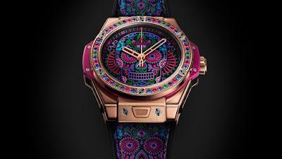 Reloj Big Bang Broderie