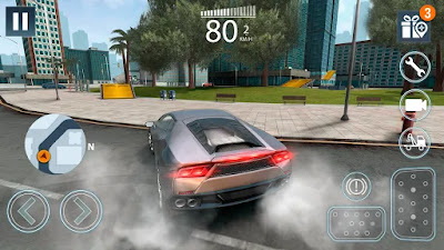 Extreme Car Driving Simulator 2 MOD APK+DATA