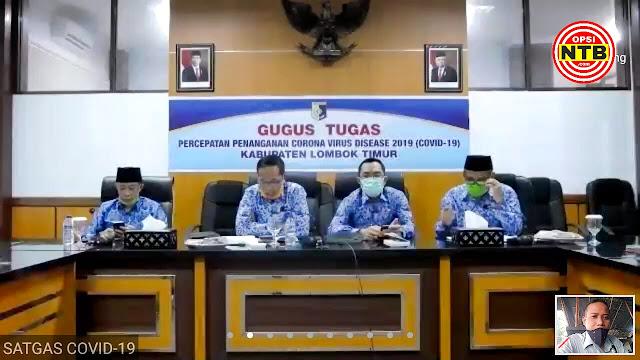 Sumbang Kasus Terbanyak, Klaster Gowa Dalam Bidikan Gugus Tugas Covid-19 Lotim