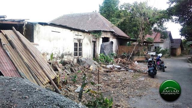 Tanah dekat Pamella Tujuh Purwomartani