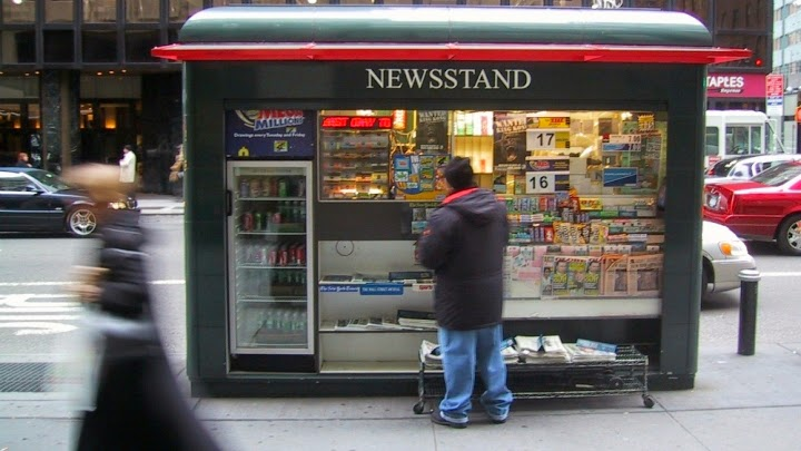 Newsstand (Credit: benben/Flickr) Click to Enlarge.