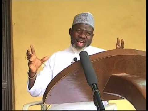 Ramadan Lecture: Download Sheikh Lukman Ramadan Lectures From Day 1 to 5.