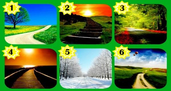 Выберите предпочтительный путь и выявите важные аспекты вашей личности!