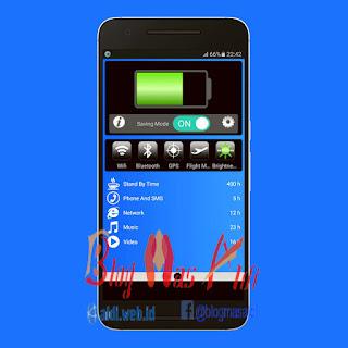 Menggunakan Aplikasi Hemat Baterai