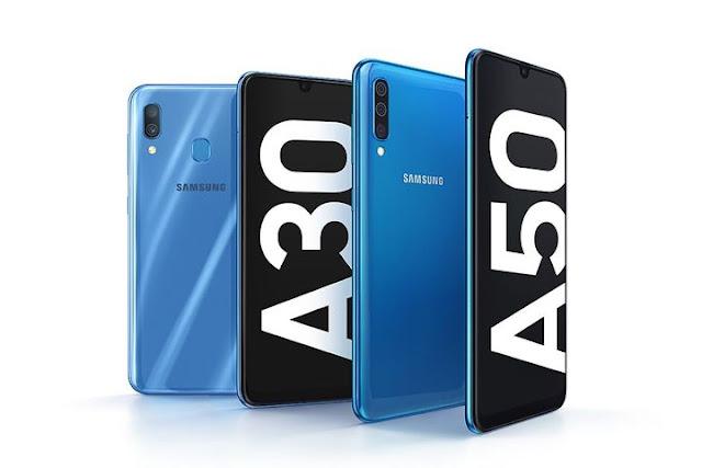 Samsung Galaxy A90 menampilkan 'Notchless Infinity Screen'?