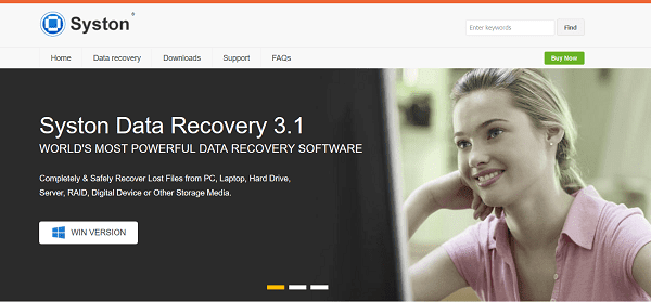 Syston Android Data Recovery