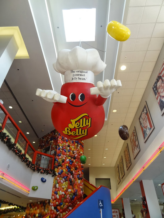MORE KIDS THAN SUITCASES: The Jelly Belly Factory Tour
