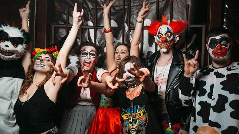Победители конкурса Хэллоуин