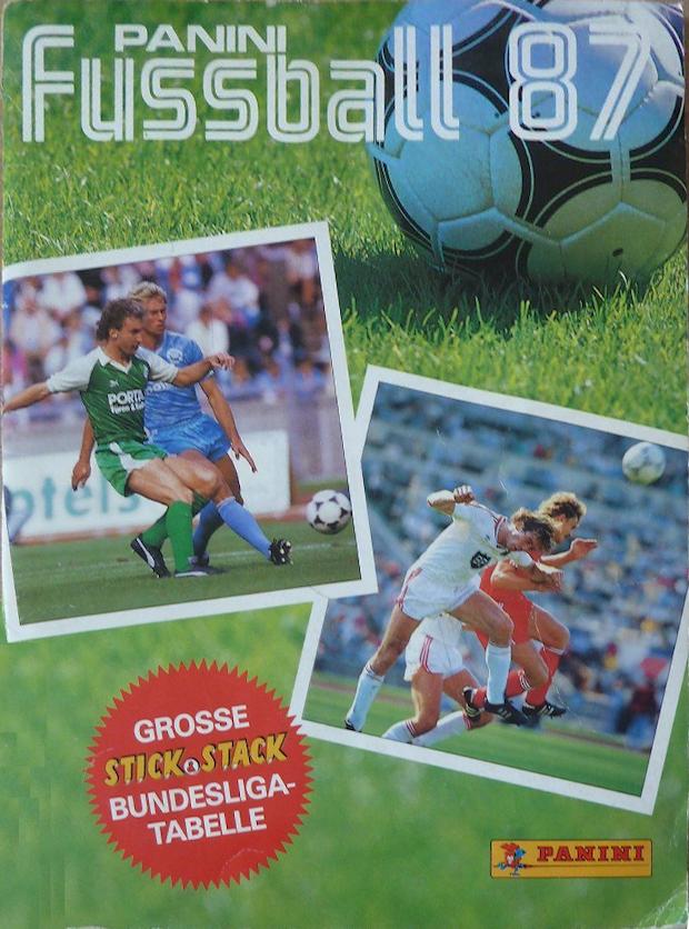 Football Cartophilic Info Exchange Panini Germany
