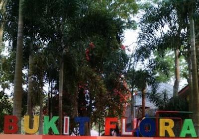 Wisata Alam Bukit Flora Pasuruan