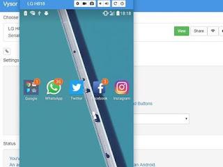 4 Cara Mudah Menyambungkan HP Android Ke Layar Monitor Laptop Atau PC