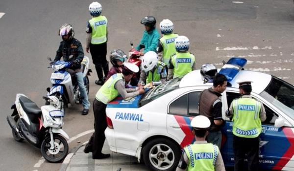 Operasi Patuh TERPUSAT 2016 Serentak di Seluruh Indonesia
