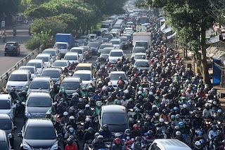 Ternyata Inilah Penyebab Utama Kemacetan Di Ibu Kota