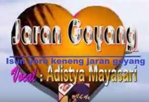 Lagu Banyuwangi Adistya Mayasari Jaran Goyang Mp3