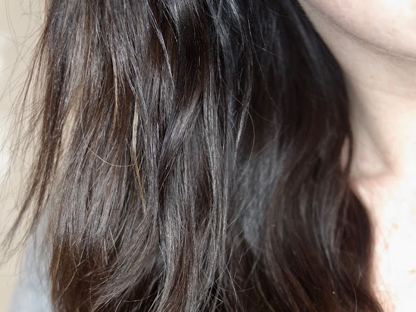 How to Get Shiny Air-Dried Hair
