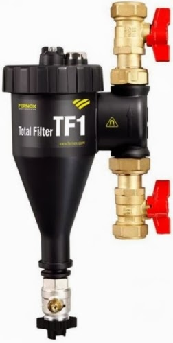 fernox total filter tf1 prot ger votre circuit chauffage elyotherm. Black Bedroom Furniture Sets. Home Design Ideas