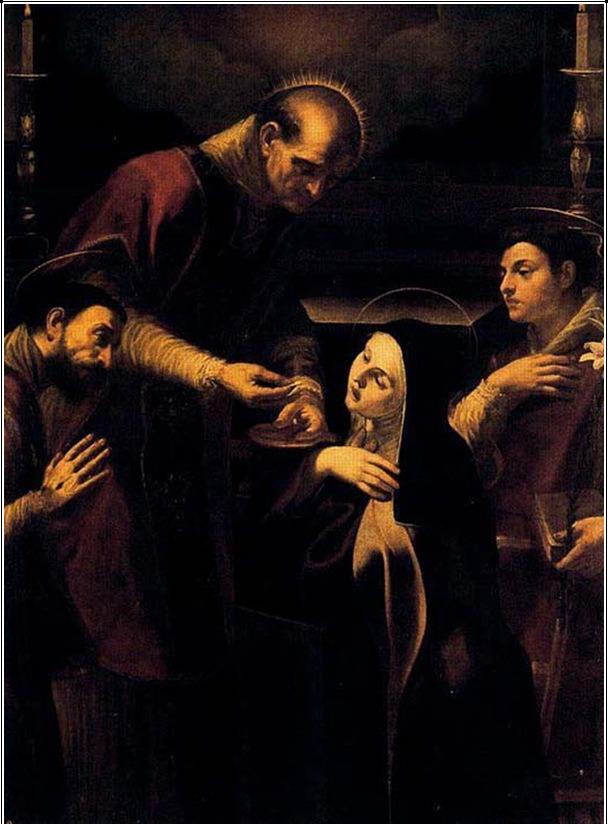 Katholieke Actie Vlaanderen De Heilige Theresia Van Avila