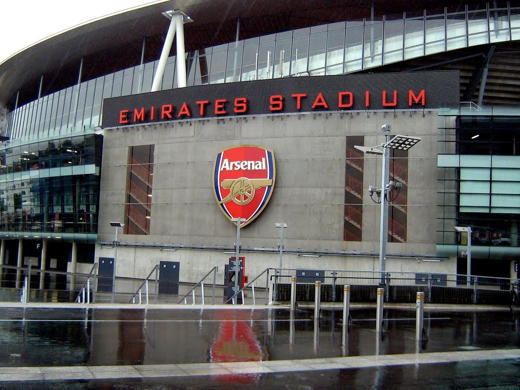 Wallpaper Pick: Arsenal New Stadium: Emirates Stadium