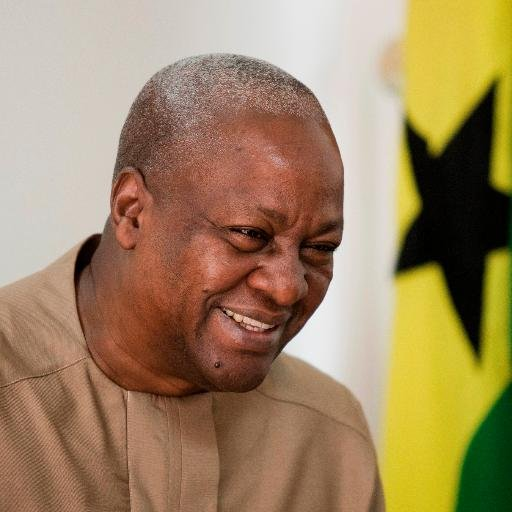 "It has been a ""rare privilege"" to serve Ghana – Mahama"