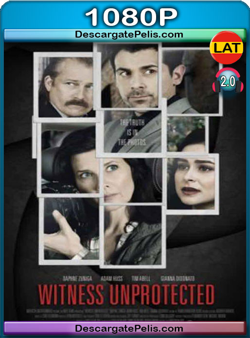 Witness Unprotected (2018) 1080P WEB-DL Latino – Ingles