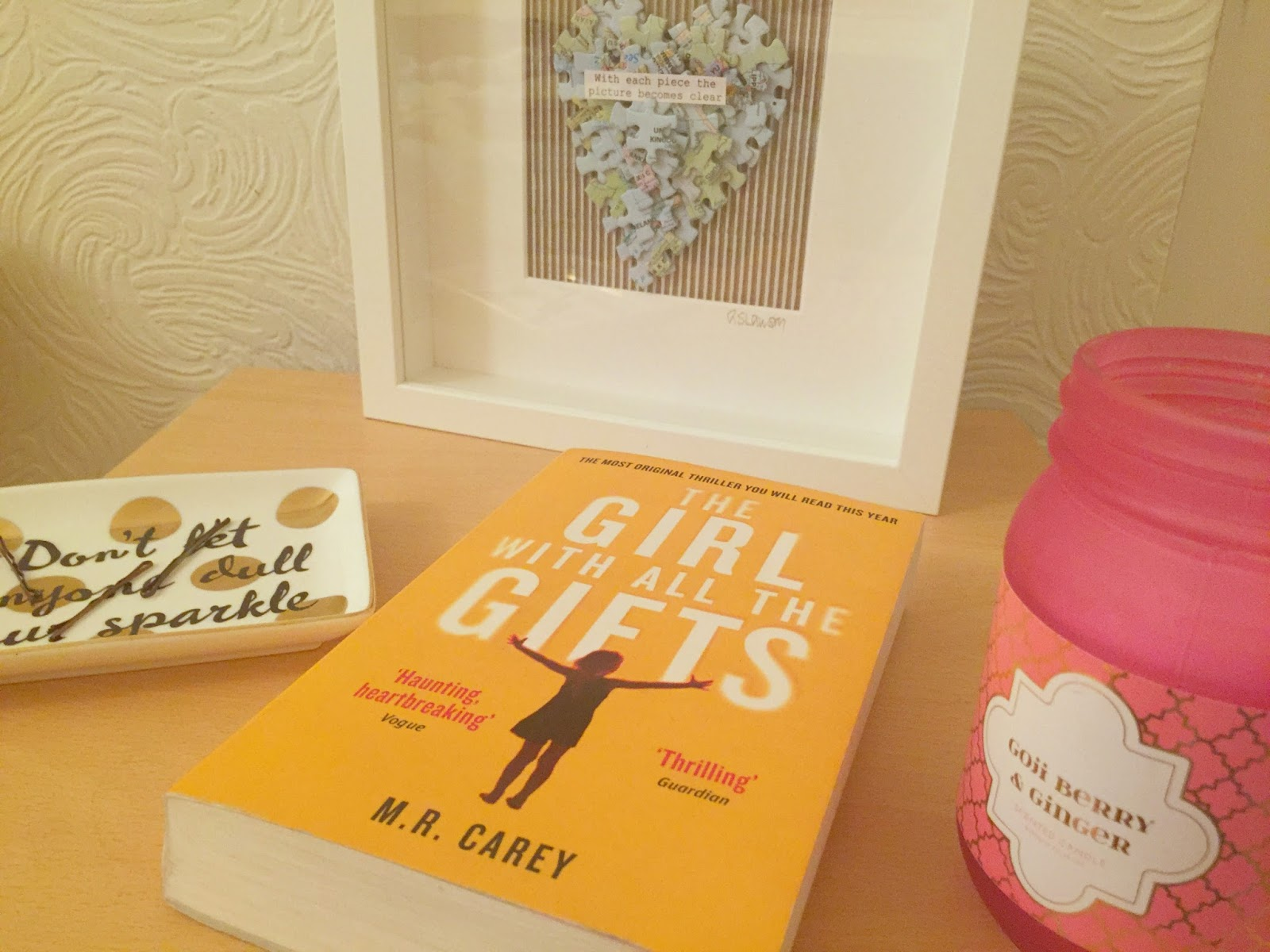 Formidable Joy | UK Fashion, Beauty & Lifestyle Blog | Book Review | The Girl With All The Gifts | Formidable Joy | Formidable Joy Blog | The Girl With The Gifts | M. R. Carey