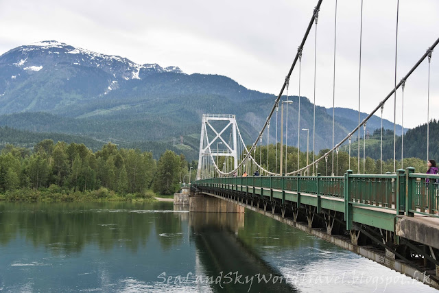Revelstoke bridge