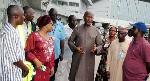 Nnamdi Azikiwe International Airport, Abuja is now open for operations