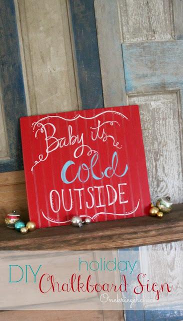 13 Diy Holiday Decorations