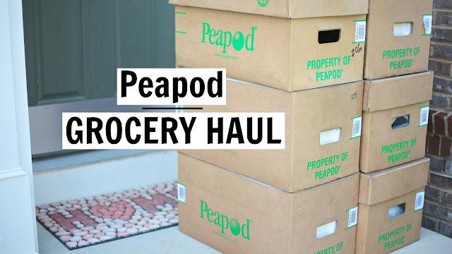 Peapod online shopping