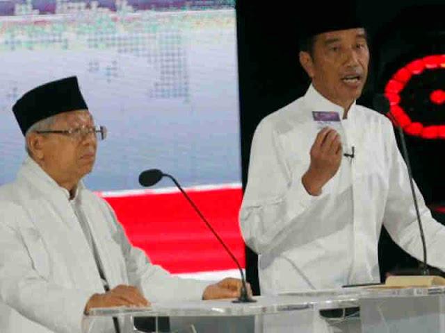 Dewi dan Dedi Jadi Program Baru Joko Widodo - Ma'ruf Amin