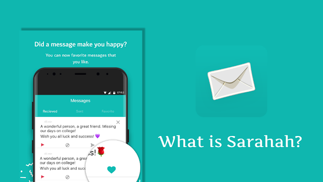 What is Sarahah, the app everyone talks about on Facebook