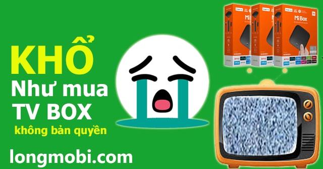 tv box khong ban quyen