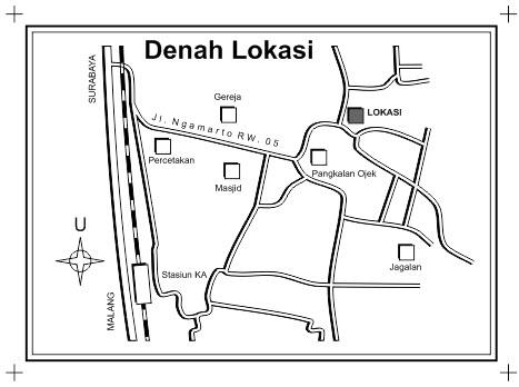 Cara Membuat Peta Denah Lokasi dengan Akurat Dan Peta 3 D ...