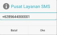 Handphone Smartphone Android Selalu Gagal Mengirim Sms