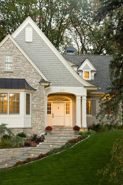 Urban farmgirl exterior color decisions for Light gray exterior paint