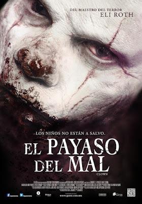 Clown 2014 DVD R1 NTSC Latino