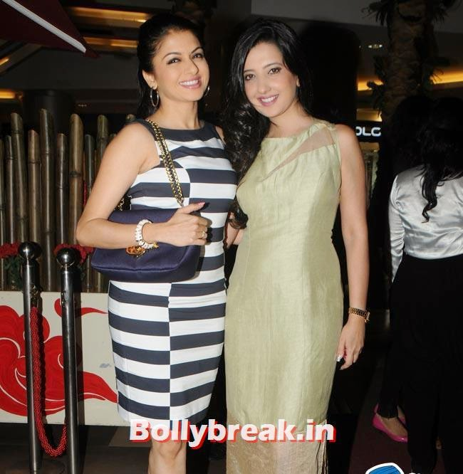Amrita Raichand, Shoaib Akhtar and Amy Billimoria, Make a Wish Foundation Fundraiser Fashion Show