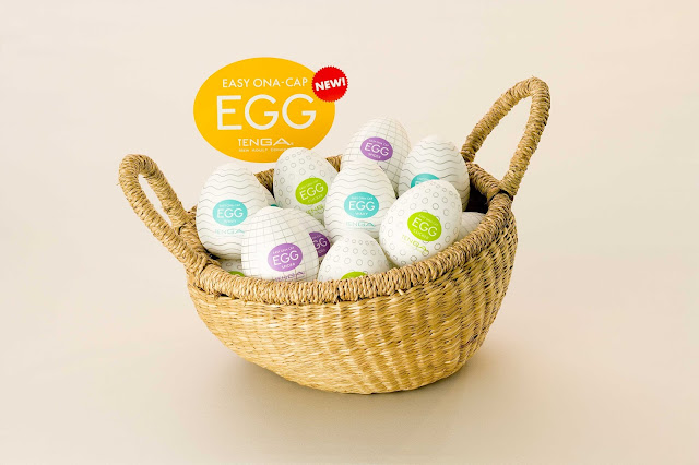 Basket of Tenga Eggs