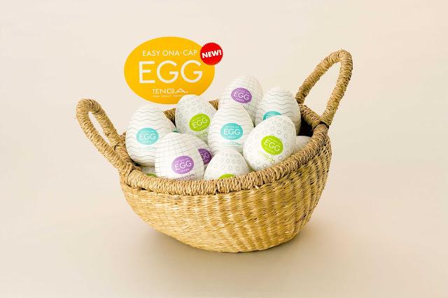Basket of Tenga Eggs