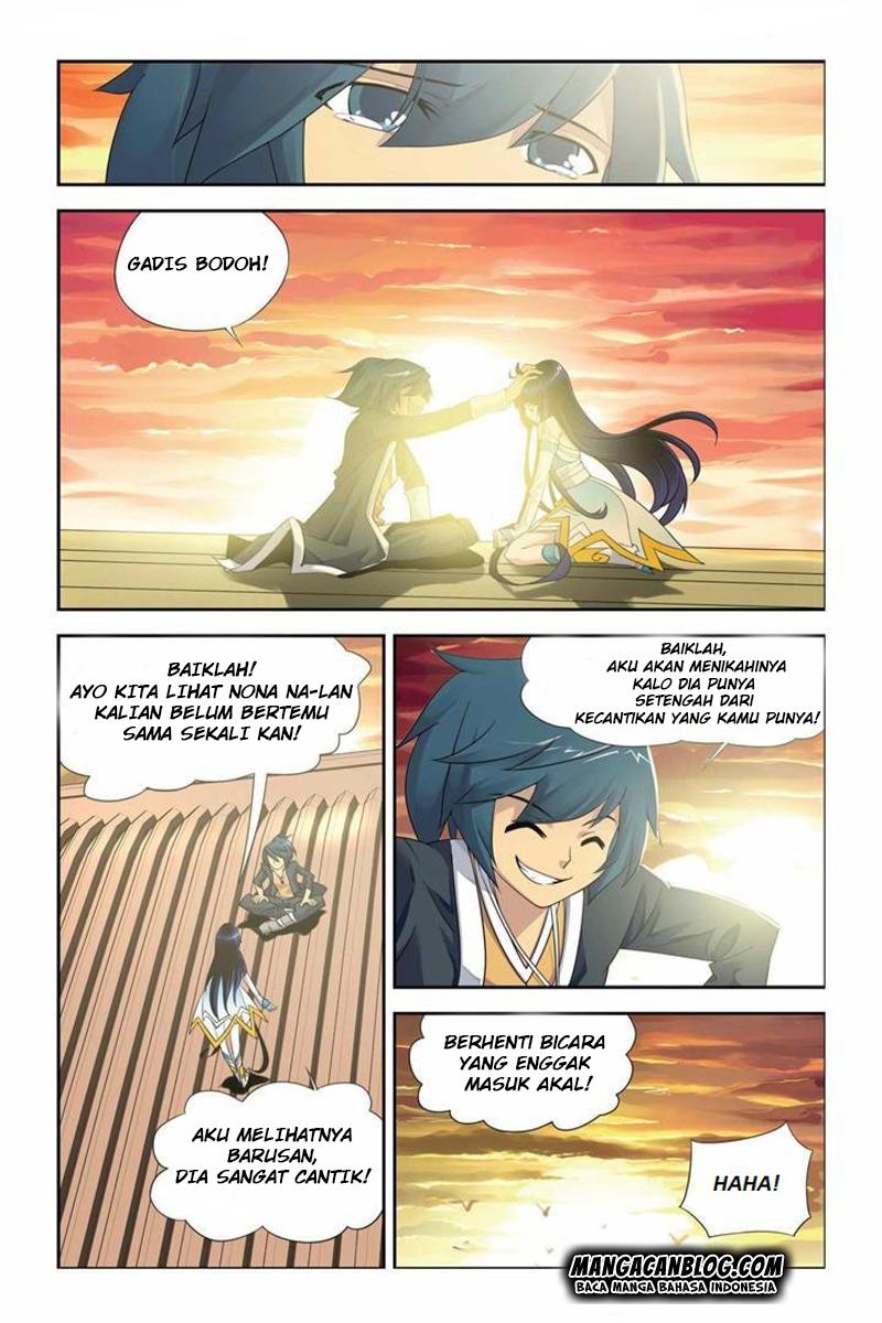Battle Through Heaven Chapter 01-31