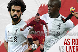 Live Streaming Roma vs Liverpool 3 Mei 2018