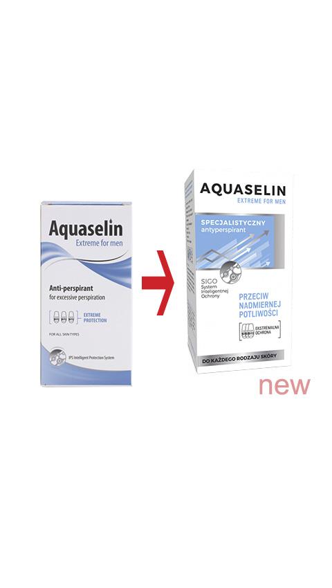 Lăn khử mùi hiệu quả Aquaselin Intensive Men