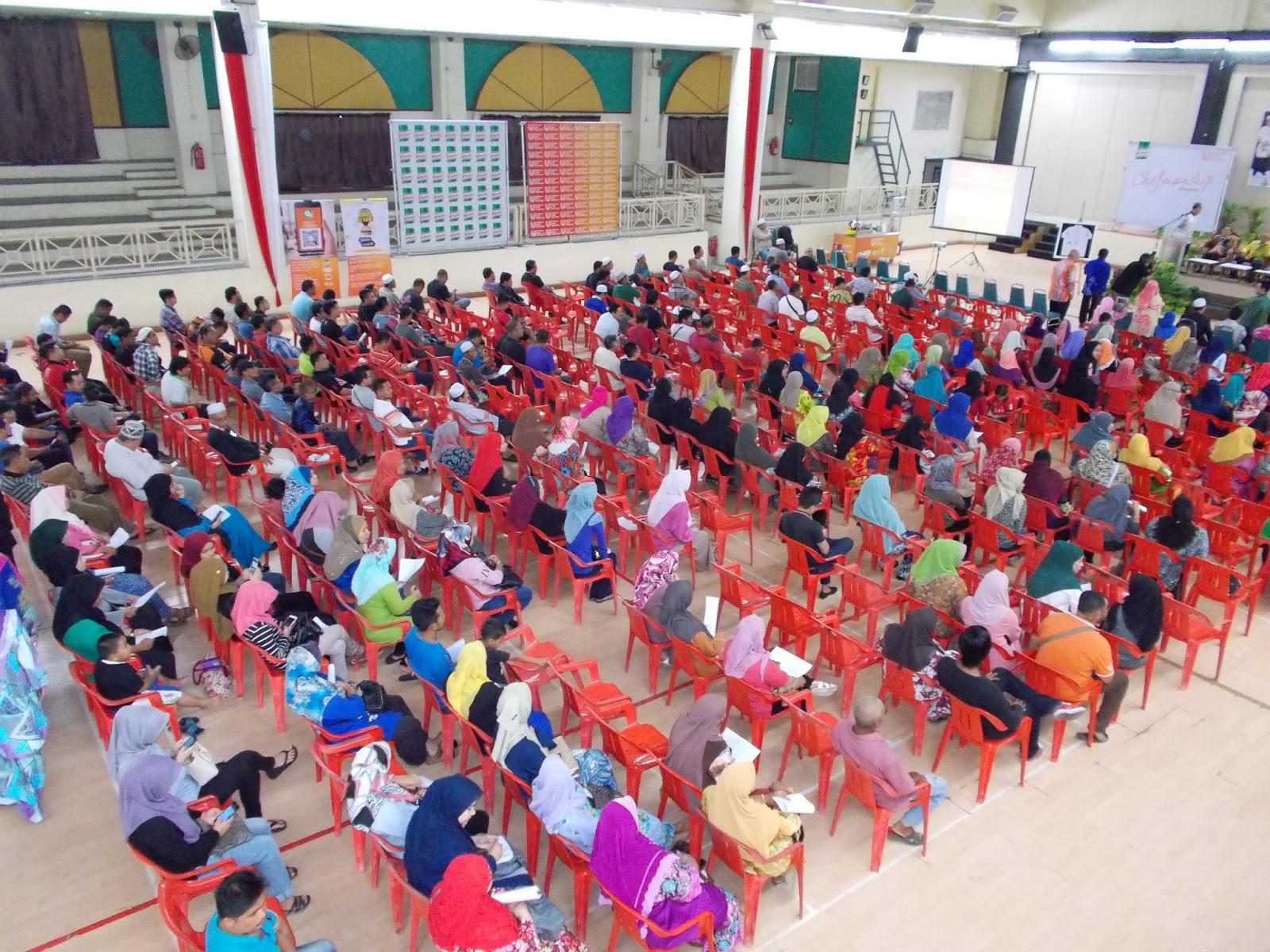 Chefmanship Akademi Di Bazar Ramadhan MPKB